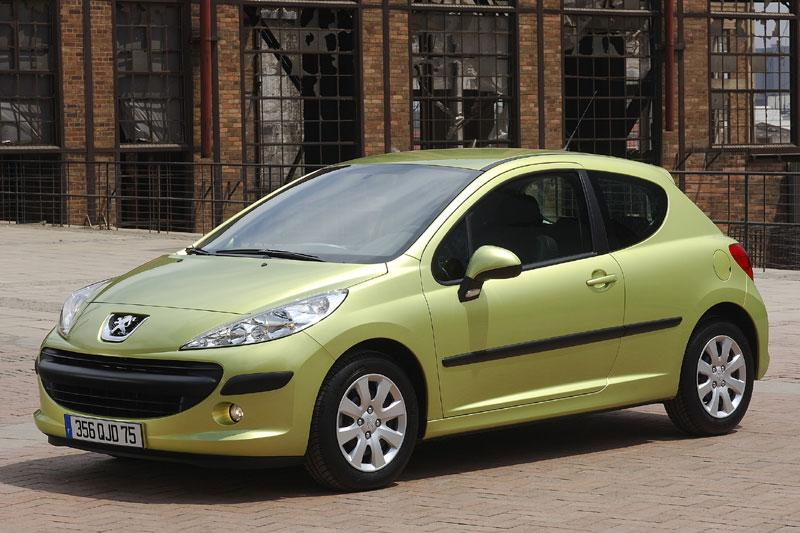Peugeot 207 XS Pack 1.4-16V (2007)