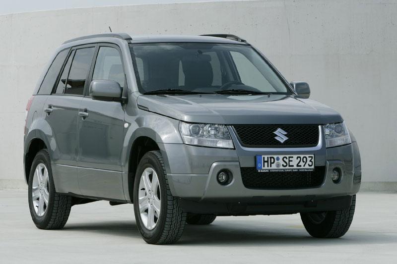 Suzuki Grand Vitara 2.4 High Executive (2009)