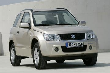 Suzuki Grand Vitara 2.4 High Executive (2008)