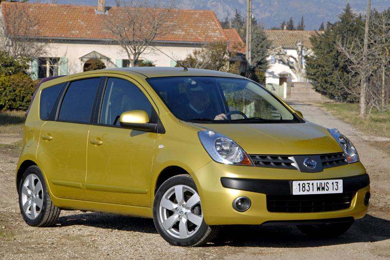 Nissan Note 1.4 first NOTE (2007)