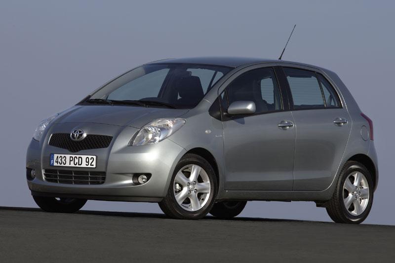 Toyota Yaris 1.3 16v VVT-i Linea Sol (2008)