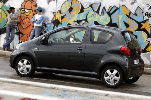 Enjoliveur Toyota Aygo : toyota aygo 1 0 12v vvt i ~ Carolinahurricanesstore.com Idées de Décoration