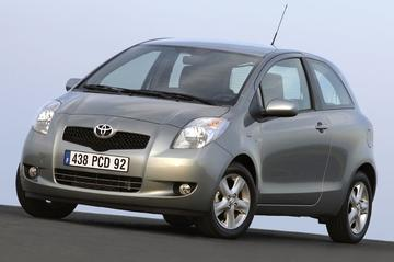 Toyota Yaris 1.8 16v VVT-i TS (2007)