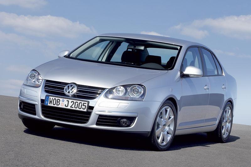 Volkswagen Jetta 2.0 TDI 140pk Comfortline (2009)