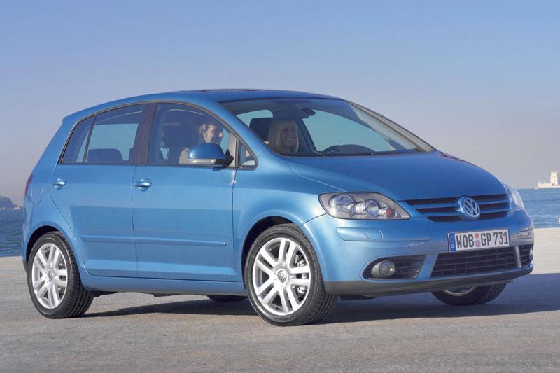 Volkswagen Golf Plus 1.4 16V TSI 122pk Comfortline (2008)