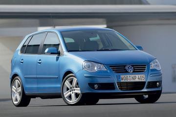 Volkswagen Polo 1.4 TDI 70pk Optive (2007)