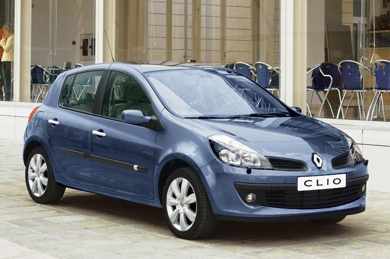 Renault Clio TCE 100 Dynamique (2009)