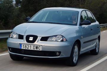 Seat Cordoba 1.4 16V 100pk Sensation (2006)