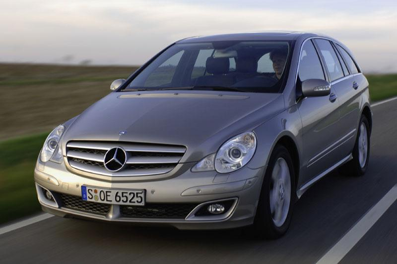 Mercedes-Benz R 320 CDI 4Matic Lang (2008)