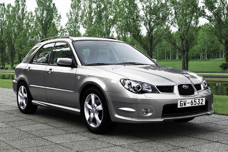 Subaru Impreza Plus 2.0R AWD (2007)