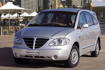 SsangYong Rodius SV 270J (2006)