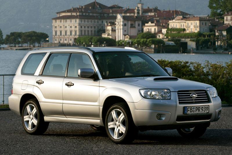 Subaru Forester 2.0 X AWD Luxury (2005)