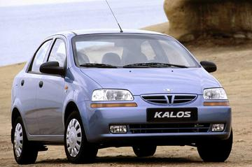Chevrolet Kalos 1.4 16V Class (2006)