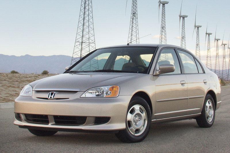 Honda Civic IMA (2005)