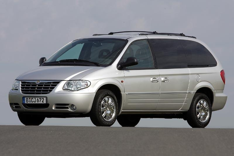 Chrysler Grand Voyager 2.8 CRD SE Luxe (2006)