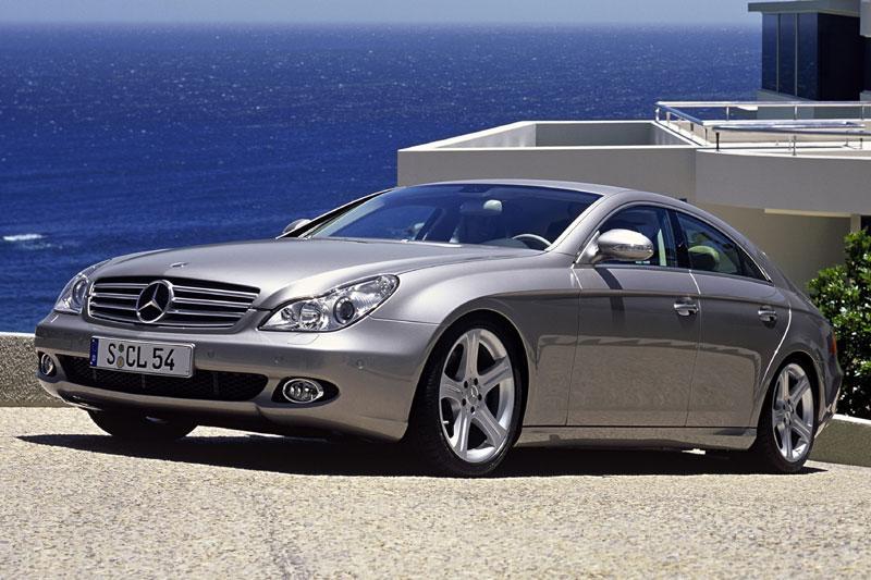 Mercedes-Benz CLS 350 (2006)
