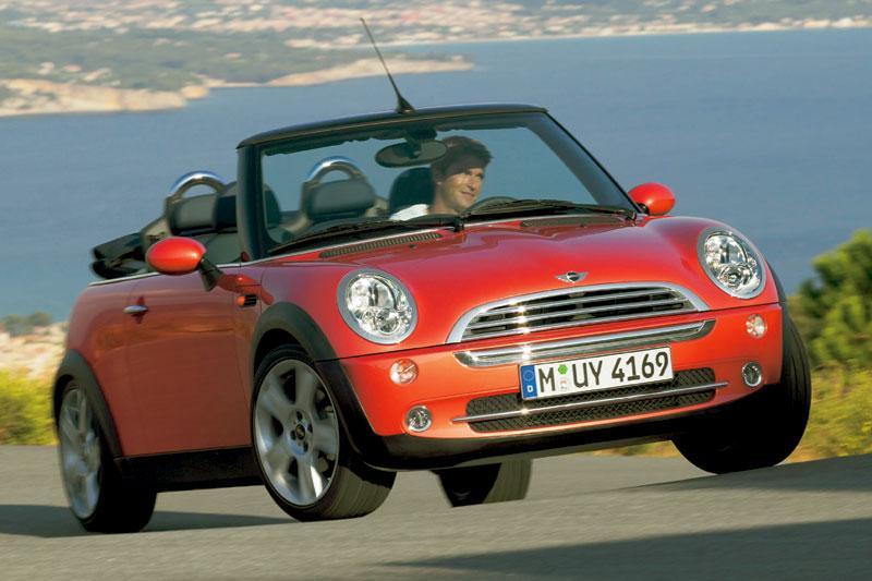 Mini One Cabrio Pepper (2004)