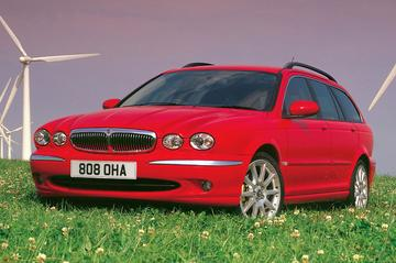 Jaguar X-Type Estate 3.0 V6 Executive (2004)