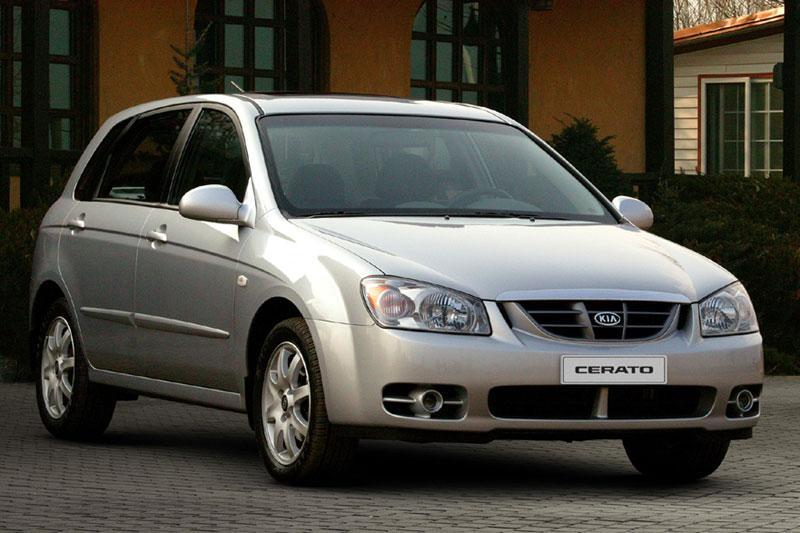 Kia Cerato 2.0 CVVT EX Sport (2006)