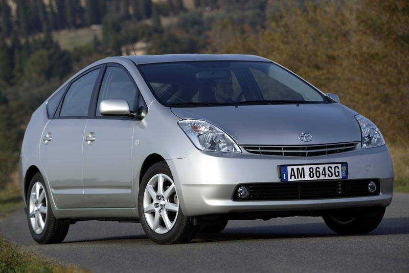 Toyota Prius THSD Business Edition (2006)