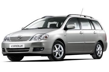 Toyota Corolla Wagon 1.6 16v VVT-i Linea Sol (2005)