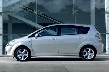 De Rekening: Toyota Corolla Verso