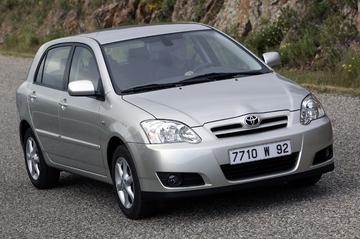 Toyota Corolla 1.4 D4-D Anniversary (2006)