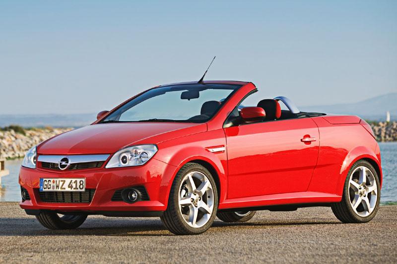 Opel Tigra TwinTop 1.4 Temptation (2007)