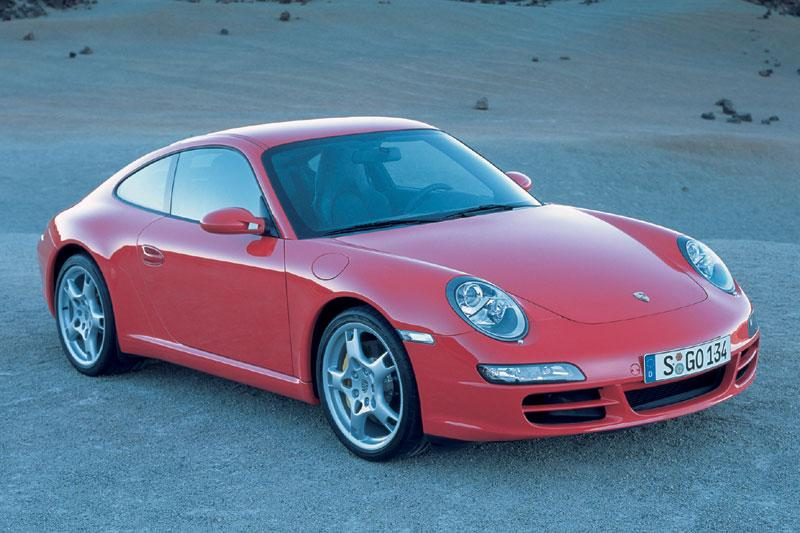 Porsche 911 Carrera Coupé (2006)