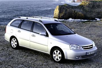 Chevrolet Nubira Station Wagon 1.6 Spirit (2008)