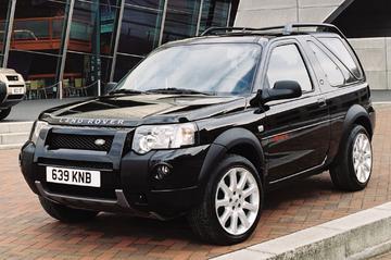 Land Rover Freelander Hardback 2.0 Td4 Premium Sport (2004)