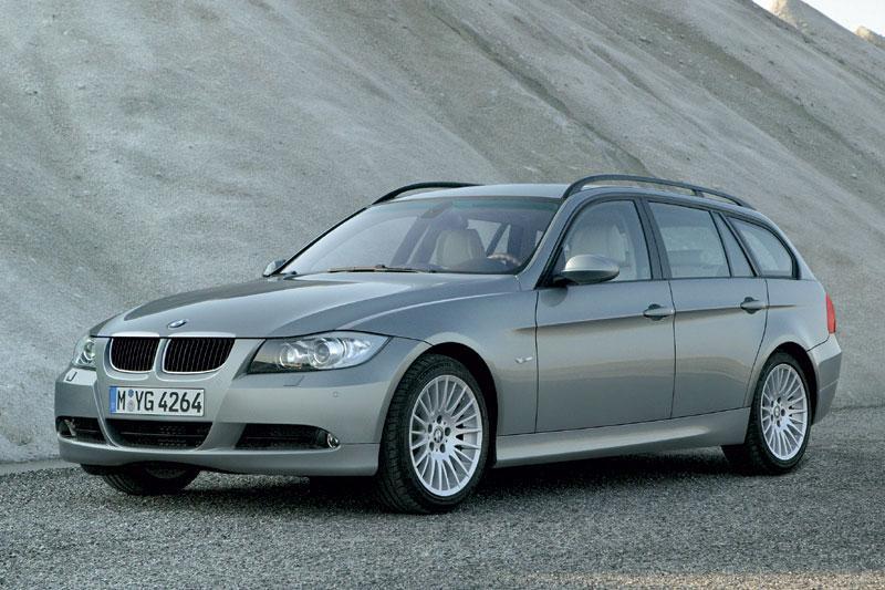BMW 320i Touring Executive (2007)