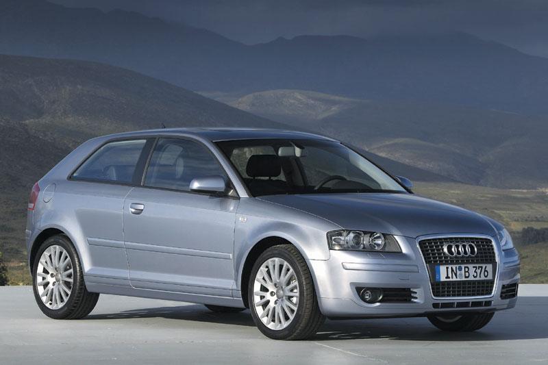 Audi A3 1.9 TDI Attraction (2006)