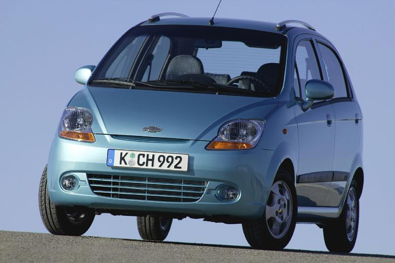 Chevrolet Matiz 0.8 Spirit (2007)