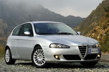 Alfa Romeo 147 1.9 JTD 115pk Impression (2005)