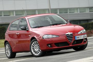 Alfa Romeo 147 1.9 JTD 115pk Distinctive (2006)