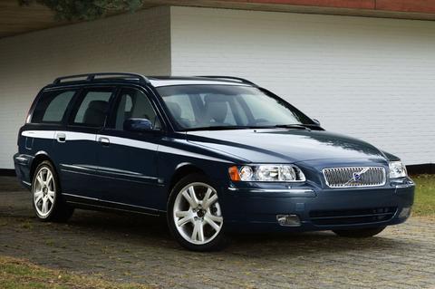 Volvo V70 R Prijzen En Specificaties