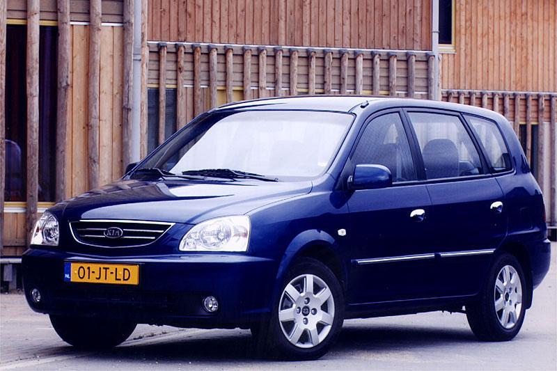 Kia Carens 1.8 LX (2003)