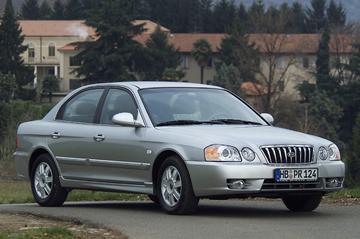 Kia Magentis 2.5 V6 EX Luxe (2005)