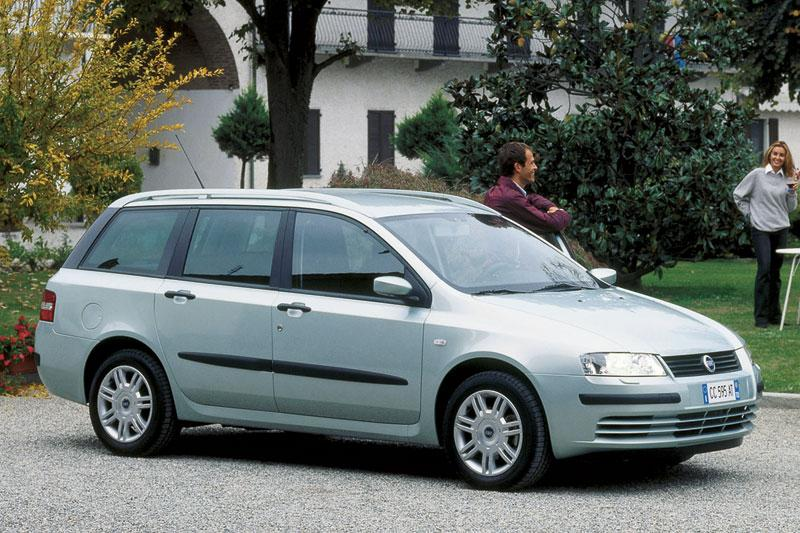 Fiat Stilo Multi Wagon 1.9 JTD 115 Dynamic (2004)