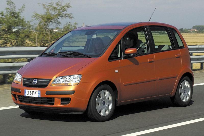 Fiat Idea 1.4 16v Dynamic Plus (2003)