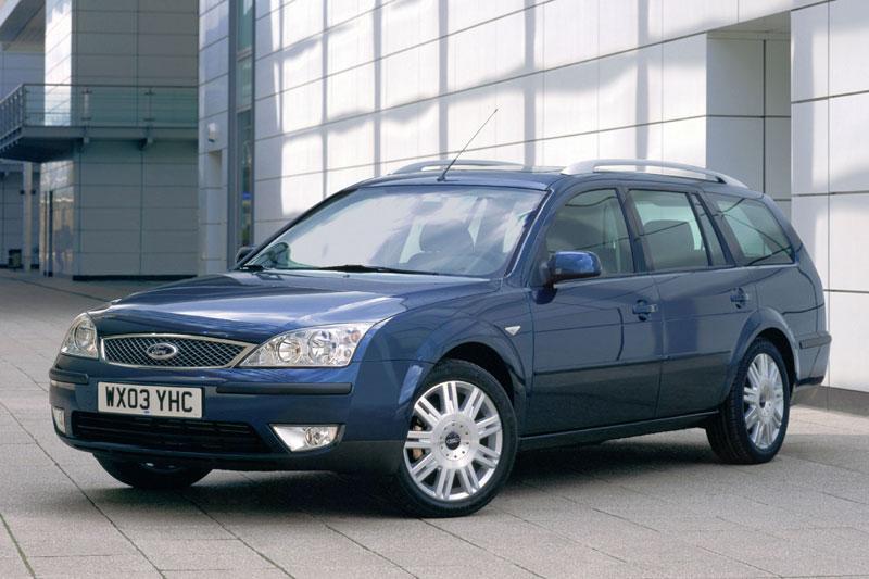 Ford Mondeo Wagon 1.8 16V 125pk Futura (2005)