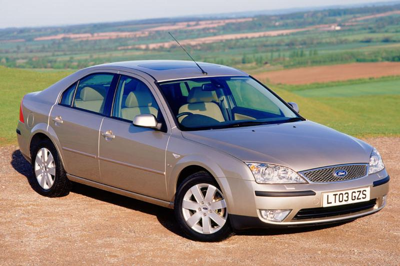 Ford Mondeo 2.5 V6 24V Ghia Executive (2003)