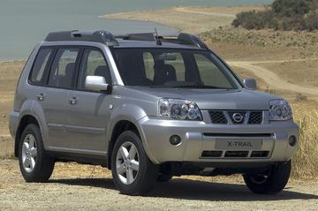 Nissan X-Trail 2.5 4WD Sport Outdoor (2006)