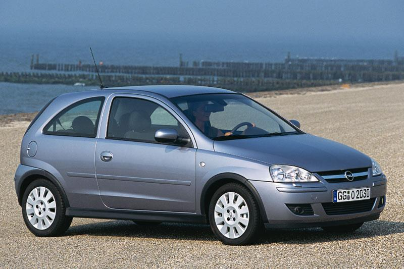 Opel Corsa 1.0-12V Eco (2004)