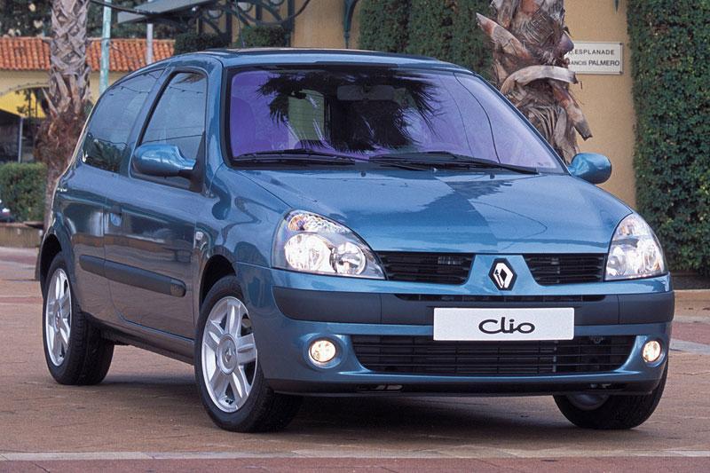 Renault Clio 1.5 dCi 65pk Dynamique Luxe (2004)