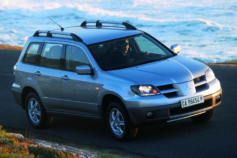 Mitsubishi Outlander 2.0 4WD Sport (2003)
