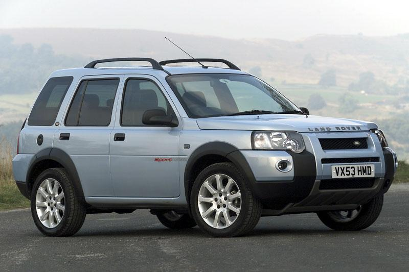 Land Rover Freelander Station Wagon 1.8 S (2004)