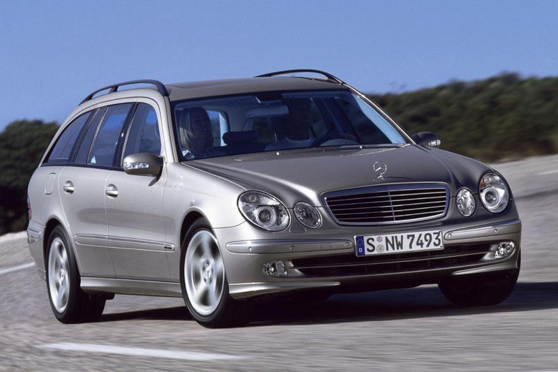 Mercedes-Benz E-klasse Combi