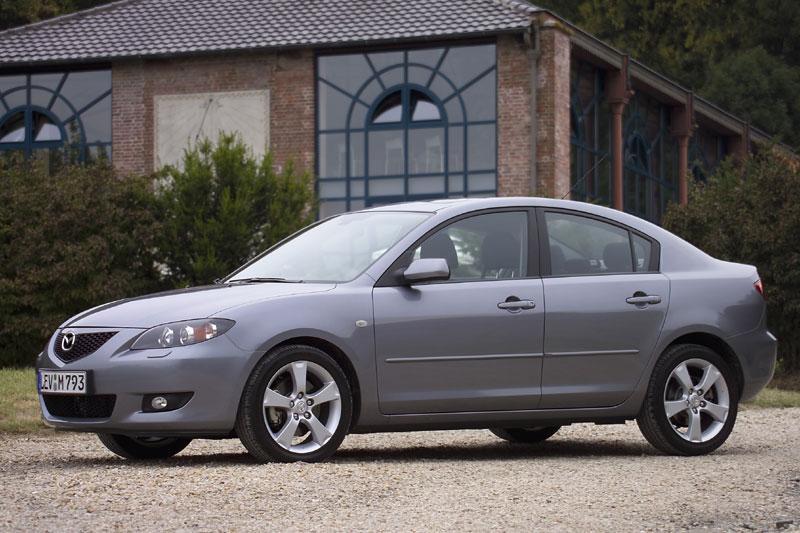 Mazda 3 Sedan 1.6 CiTD Executive (2005)
